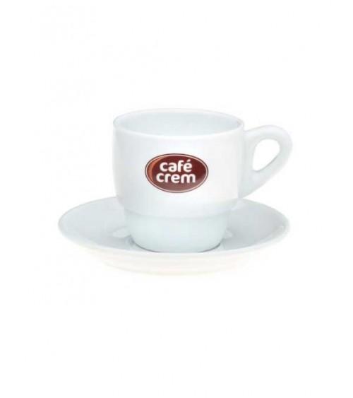 Taza de café con leche...