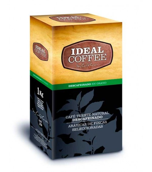 Ideal Coffee Descafeinado...