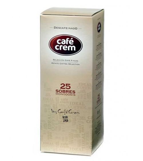 Café Crem Descafeinado...